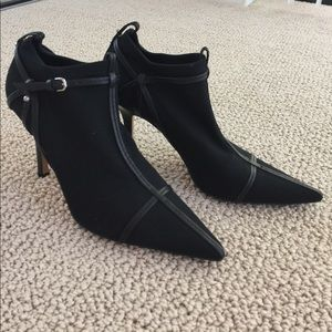 Gucci black ankle boot