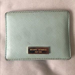 Used Henri Bendel Card Holder