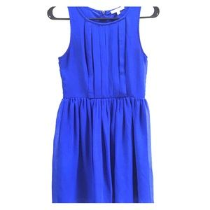 Royal Blue Dress from Delia's
