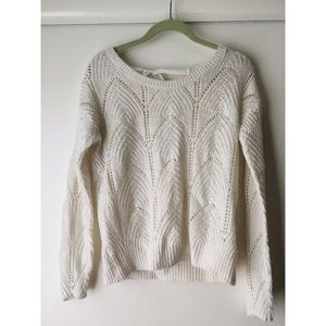 LC Lauren Conrad Knit Sweater