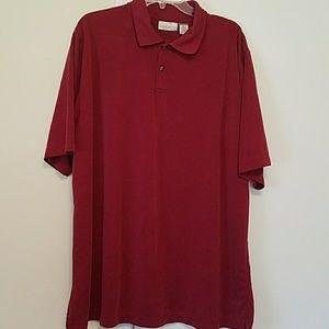Men's Croft & Barrow polo shirt sz XLT