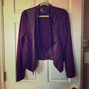 Maroon little jacket
