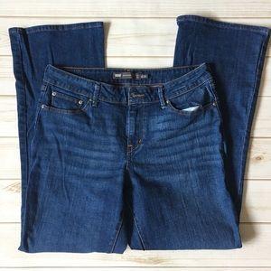 Levi's Bold Curve Classic Rise Bootcut Jeans Sz 12