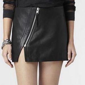 All Saints Mini Split Lucille Skirt