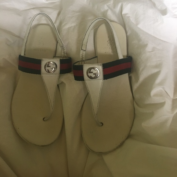 28f9c3930291 Gucci Other - Gucci girl sandals