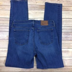 J. Crew Matchstick Jeans 2016 Style 29x30