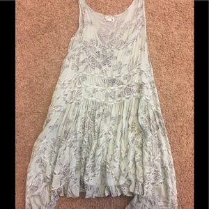 Free people trapeze dress/tunic