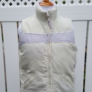 Old Navy Reversible Duck Down Vest Large