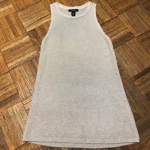 White House Black Market Knit Tunic Dress Size XS