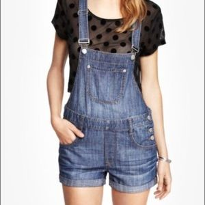 Express overalls NWOT