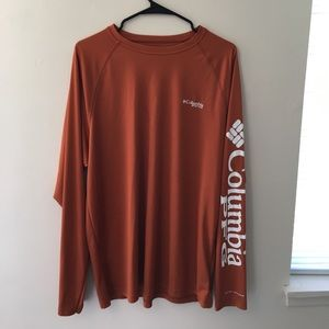 Loose fitting long sleeve!
