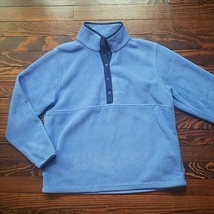 L.L. Bean Snap Front Pullover
