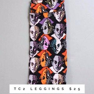 Halloween TC2 Lularoe leggings
