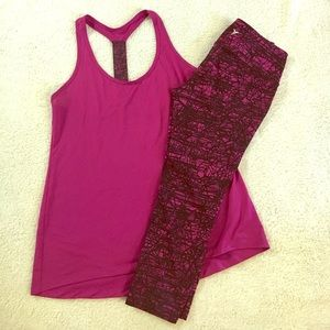2pc matching workout Old Navy set size Small GUC