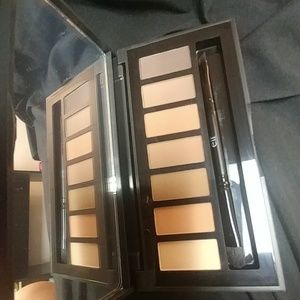 Elf shadow, brow and liner palette