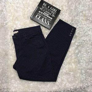 Tory Burch flower jeans size 32