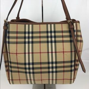 Burberry Horseferry Small Canterbury Tote