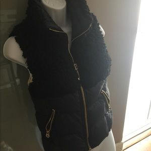 juicy couture puffy vest size small