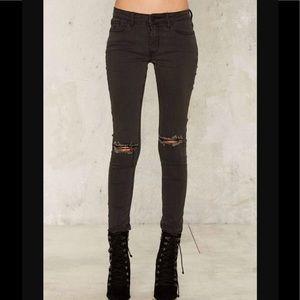 🆕💛Rack🔟 trash queen skinny jean
