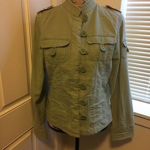 OLD NAVY MILITARY STYLE JACKET
