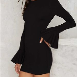 NASTY GAL  / DATE NIGHT / Bells from Heaven Dress