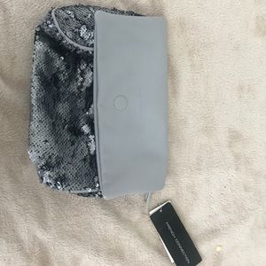 Brand new French Connection Grey clutch