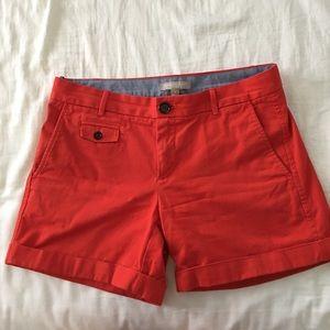 BR chino shorts