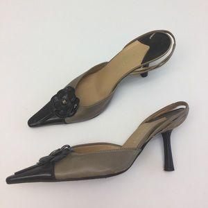 Chanel Sling Heels