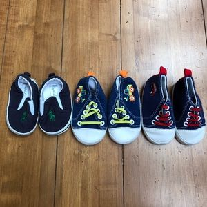 Other - NWOT Baby Sneakers