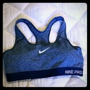 Nike Pro Dri-Fit Padded Sport Bra - Sz M