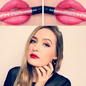 🔅NYX *Bonnie & Clyde* Ombré Lip Duo🔅W/GIFTS!🎁🎉