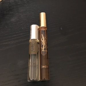 YSL Manifesto and L'homme perfumes.