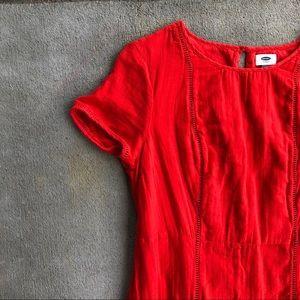 || Old Navy || Midi Dress