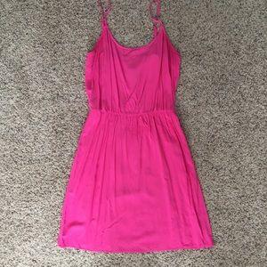 Old Navy Dress Pink Size Medium