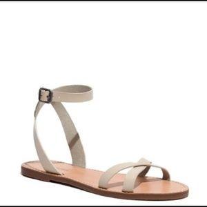 Madewell Boardwalk Ankle Sandal