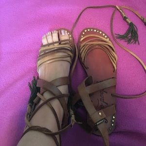 Sandals from Free People