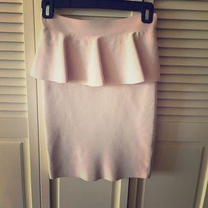 BCBG Body con Skirt