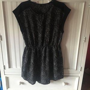 Sinch-waist Dress