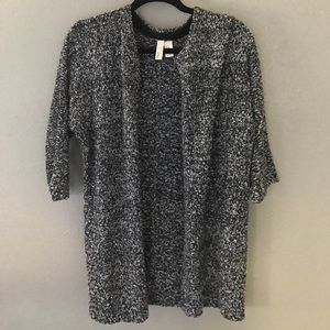 Forever 21 loose slouchy long sweater size S