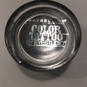 Maybelline Eye Tattoo Shadow in Audacious Asphalt