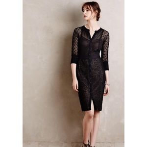 Anthropologie Beguile by Byron Lars Mona Dress NEW