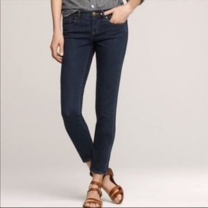 Toothpick Skinny Jeans from JCrew