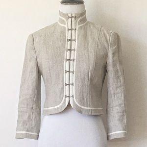Theory Gloria Cropped Jacket