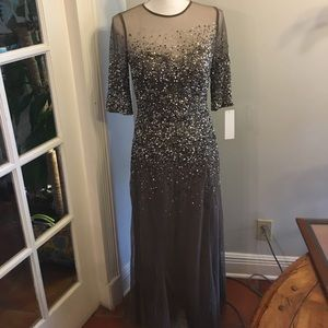 Adrienna papell gown size 6