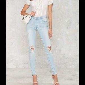 🆕💛Rack🔟 kitty skinny jean