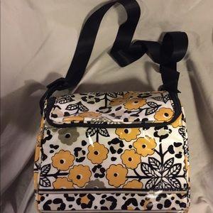 Vera Bradley lunch bag in Go Wild