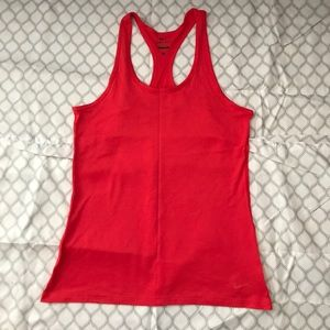 Nike Red Women's workout tank!