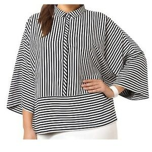 Adrianna Papell striped blouse