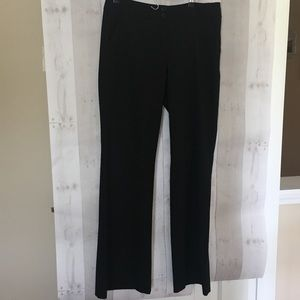 Black dress pants from The Limited