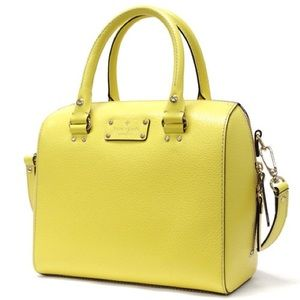 Kate Spade Limoncello Purse/Handbag